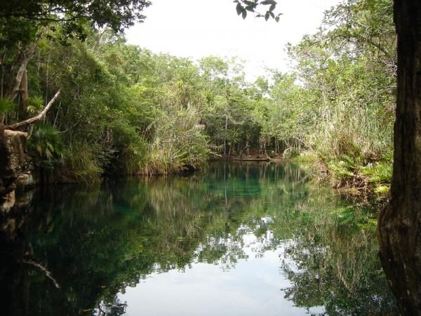 Cenotes by Mexican Caribbean Kitesurf
